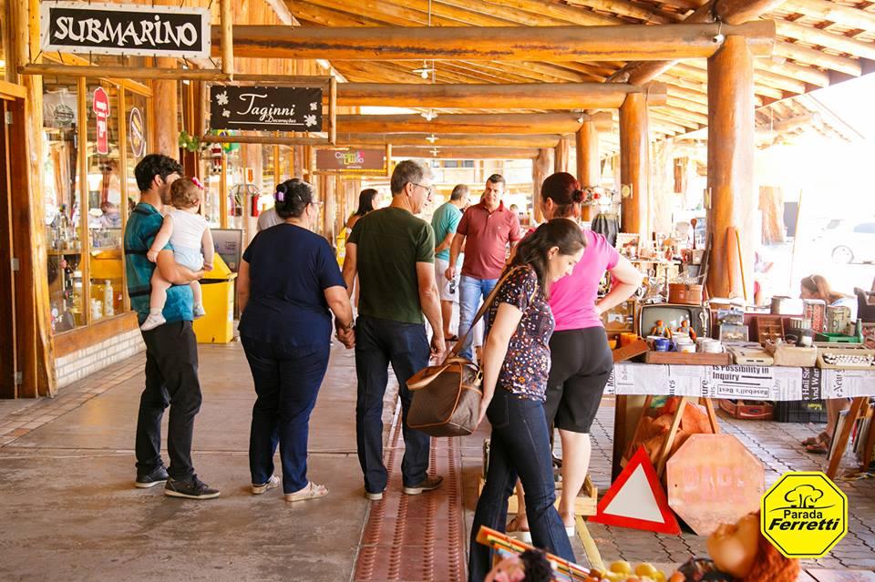 Evento na Parada Ferretti! O 4° Mercado de Pulgas em Barra Velha